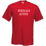 Textually active