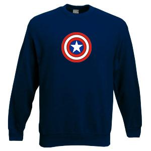 Kapetan Amerika - Strip - Duksevi - Majice Srbija - Štampa na majice, dukseve...